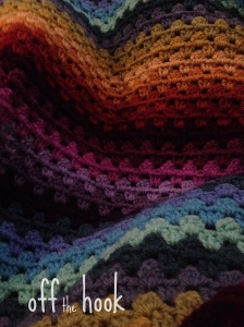 My rainbow blanket